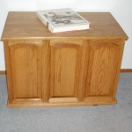 Oak Cedar Lined Chest