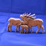 Elk Nested Puzzle