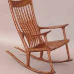 First rocking chair