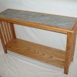 Granite Inlaid Table