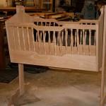Oak Cradle