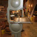 D & W Bandsaw